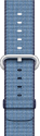 Apple MM9L2ZM/A AW/38 Watch Armband Nylon blau