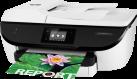 HP OfficeJet 5744 eAiO - Stampante - WLAN - bianco