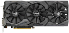 ASUS STRIX-GTX1080-A8G - Gaming - Carte graphique - 8Go GDDR5X - Noir