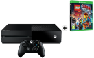 Microsoft Xbox One, 500 GB + Lego - The Movie, multilingue