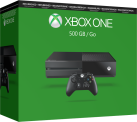 Microsoft Xbox One 500 GB Refurbished Product (wiederhergestellt)