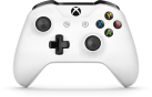 Microsoft Xbox One Wireless Controller, bianco