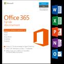 Microsoft Office 365 Home, PC/MAC, 5 User [Versione francese]