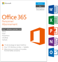 Microsoft Office 365 Personal, PC/MAC, 1 User