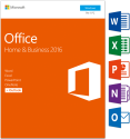 Microsoft Office Home & Business 2016, PC,1 User [Version italienne]