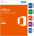 Microsoft Office Home & Business 2016, PC, 1 User [Version allemande]