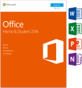 Microsoft Office Home & Student 2016, PC, 1 User [Italienische Version]