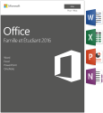 Microsoft Office for Mac Home & Student 2016, MAC, 1 User [Französische Version]