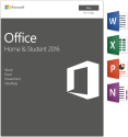 Microsoft Office for Mac Home & Student 2016, MAC, 1 User [Version allemande]