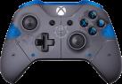 Microsoft Xbox One Wireless Controller - Gears of War 4 - Blau