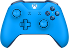Microsoft Xbox One Wireless Controller, bleu
