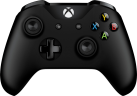 Microsoft Xbox One Wireless Controller, schwarz