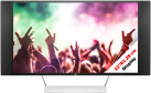 hp Envy 32 B&O Media Display