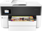 HP OfficeJet Pro 7740 All-in-One - Multifunktionsdrucker - 33ppm - Weiss