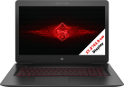 hp Omen 17-w070nz - Notebook - 512 GB SSD - Schwarz