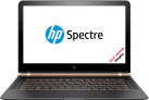hp Spectre 13-v050nz - Notebook - 256 GB SSD Festplatte - Schwarz