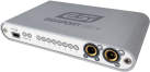 ESI GIGAPORT HD - USB-Audiointerface - 8 Output - Argent