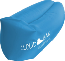 CLOUD BAG - Liegesack - Blau