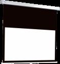 Projecta ProCinema CSR, erweitertem schwarzen Vorlauf, 16:9, 128 x 220 cm, mattweiss