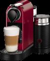KRUPS CITIZ & MILK XN7605CH - Nespressoautomat - 1260 W - Rot