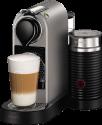 KRUPS CITIZ & MILK XN760BCH - Nespressoautomat - 1260 W - Grau
