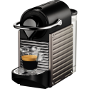 KRUPS PIXIE XN3005CH - Machine à café Nespresso - 1260 watts - Gris