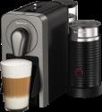 KRUPS PRODIGIO & MILK XN411TCH - Nespressoautomat - 1260 W - Grau