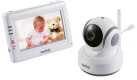 Switel BCF989 - Babyphone - Pivots et caméra inclinable - Blanc