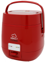 nikkoTv Perfect Cooker - 700 ml - Rot