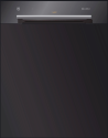 V-ZUG GS60Sdic - Einbau Geschirrspüler - Kurz/Glas-Programm - Energieeffizienz: A+++ - Spiegelglas/Chrom