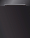 V-ZUG GS60SLdic - Einbau Geschirrspühler - Kurz/Glas-Programm - Energieeffizienz: A+++ - Spiegelglas/Schwarz