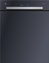 V-ZUG Adora SL GS55SLD - Geschirrspüler - Energieeffizienzklasse: A+++ - Massgedecke: 12  - Chrom Schwarz