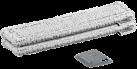 KÄRCHER WV Wischbezug Outdoor - Fensterreiniger - Mikrofaser - Weiss
