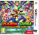 Mario & Luigi: Superstar Saga + Scagnozzi di Bowser, Nintendo 3DS, Italiano [Italienische Version]
