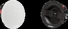BOSE 591 Virtually Invisible - Einbaulautsprecher - Stereo Everywhere™ Speaker Performance - Schwarz