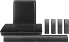 BOSE Lifestyle 650 - Système home cinéma - Nero
