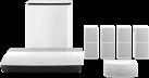 BOSE Lifestyle 600 - Système home cinéma - Blanc