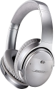 BOSE QuietComfort 35 II - Over-Ear-Kopfhörer - Bluetooth - Silber