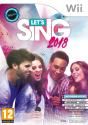 Let's Sing 2018 + 1 Mic, Nintendo Wii, Multilingual