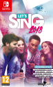 Let's Sing 2018 + 1 Mic, Switch, Multilingual