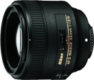 Nikon Nikkor AF-S 85 mm f/1.8 G