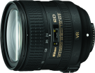 Nikon Nikkor AF-S, 24 - 85 mm, f/3.5-4.5 G ED AF-S VR