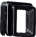 Nikon DK-20C - 0.0 dpt
