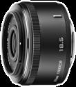 Nikon 1 NIKKOR 18.5 mm f/1.8, schwarz