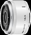 Nikon 1 NIKKOR 18.5 mm f/1.8, weiss
