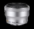 Nikon 1 NIKKOR 32 mm F/1.2, silber