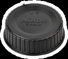 Nikon LF-4 Cappuccio posteriore obiettivo