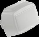 Nikon SW-13H - Diffuseur - pour le montage sur la tête de flash - Blanc