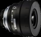 Nikon SEP-25 - Oculaire - 20x/25x pour serie Nikon PROSTAFF 5/Caméras-COOLPIX - Noir