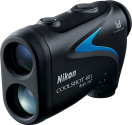 Nikon COOLSHOT 40i - Distanzmesser - Messbereich 7.5-590 m - Schwarz